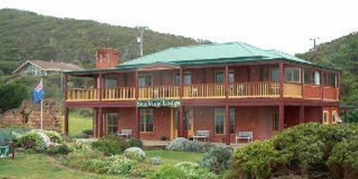 Cape Bridgewater Seaview Lodge - Laterooms