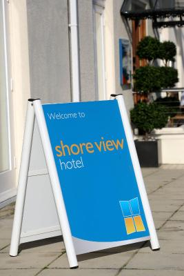Shore View Hotel - Laterooms