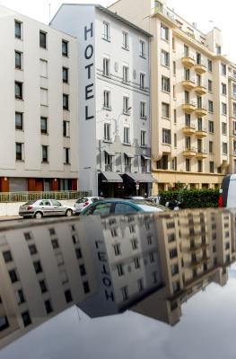 BEST WESTERN Richelieu Lyon Part-Dieu - Laterooms