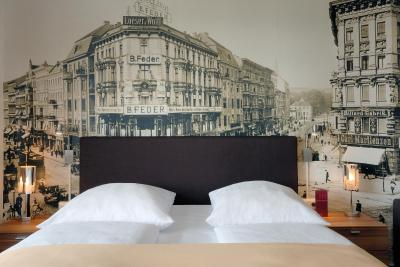 Mercure Hotel Berlin am Alexanderplatz - Laterooms