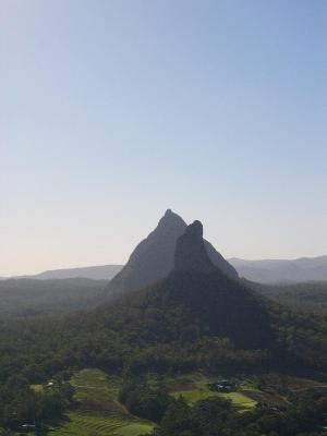 Glasshouse Mountains Ecolodge - Laterooms