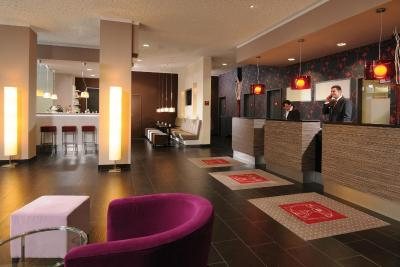 Leonardo Hotel Berlin - Laterooms