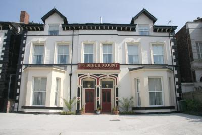 Beech Mount Hotel - Laterooms