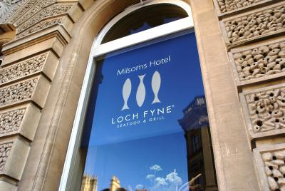 Loch Fyne Restaurant and Hotel Bath - Laterooms
