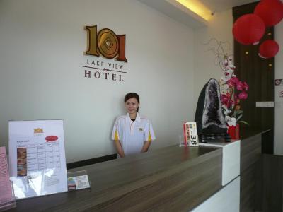 101 Puchong Lake View Hotel - Laterooms