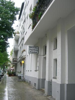 Hotel-Pension Ingeborg - Laterooms