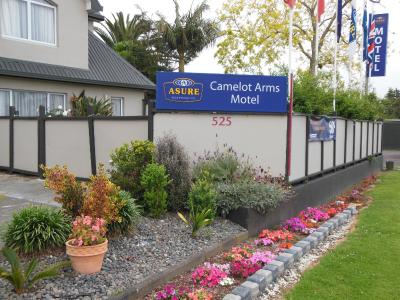Camelot Arms Motor Lodge - Laterooms