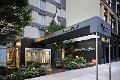 Hampton Inn Manhattan-Chelsea - Laterooms
