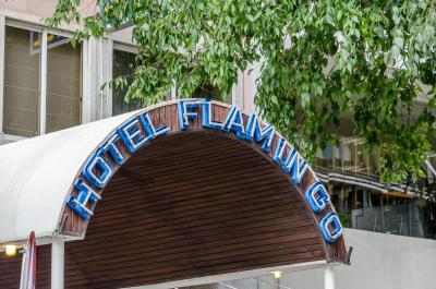 Hotel Flamingo - Laterooms
