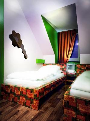 Frankfurt Hostel - Laterooms