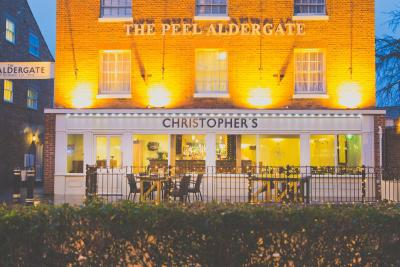 The Peel Aldergate - Laterooms