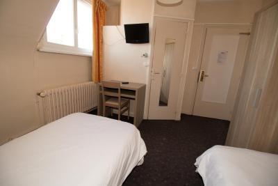 Hôtel Pacific - Laterooms