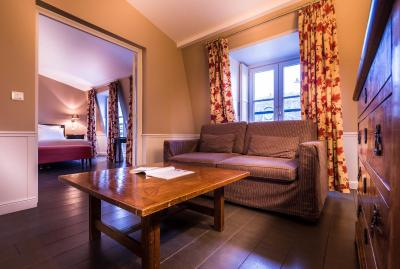 Hotel Le Lavoisier - Laterooms