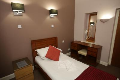 The Merchant City Inn - Laterooms