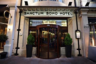 Sanctum Soho - Laterooms