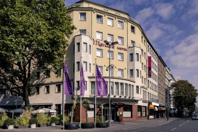 CENTRAL Hotel Düsseldorf - Laterooms
