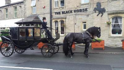 The Black Horse - Laterooms