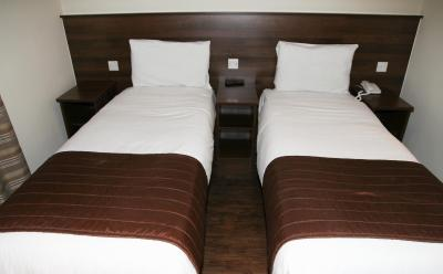 Ascot Hyde Park Hotel - Laterooms