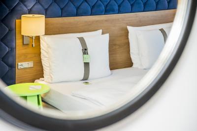 Holiday Inn STUTTGART - Laterooms