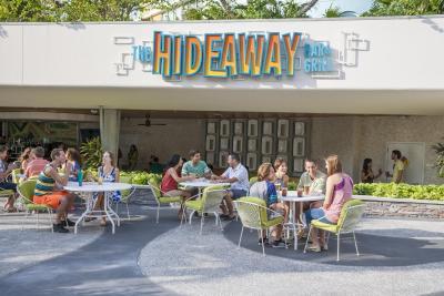 Universal's Cabana Bay Beach Resort - Laterooms