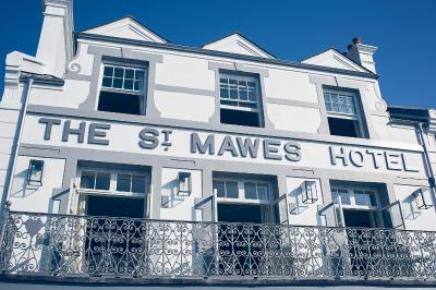 St Mawes Hotel - Laterooms