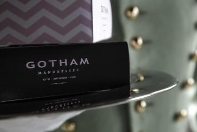 Hotel Gotham - Laterooms