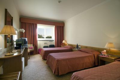 Hotel Cruz Alta - Laterooms