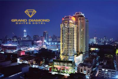 Grand Diamond Suite - Laterooms