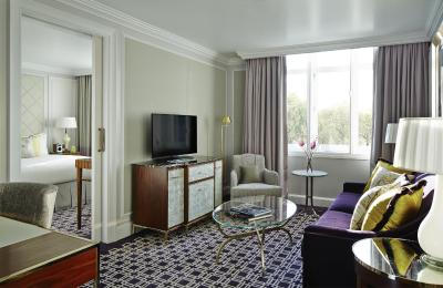 London Marriott Hotel Park Lane - Laterooms