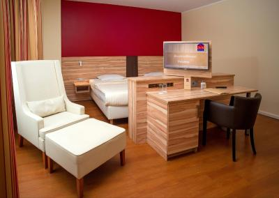 Star Inn Hotel Premium Bremen Columbus, by Quality - Laterooms