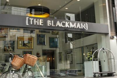 Art Series [The Blackman] - Laterooms