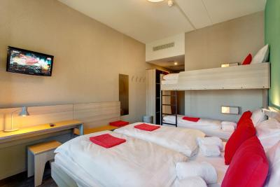 MEININGER Hotel Amsterdam City West - Laterooms