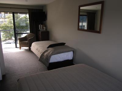 Four Seasons Motel - Laterooms