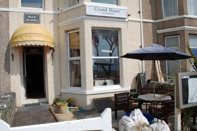Crystal House B&B; - Laterooms