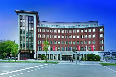 Novum Business Hotel Unique Dortmund Hauptbahnhof - Laterooms