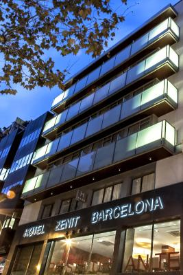 Zenit Barcelona - Laterooms