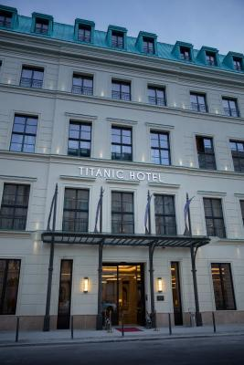 Titanic Deluxe Berlin - Laterooms