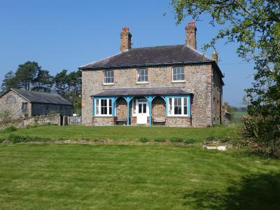 Upper Letton Farmhouse - Laterooms