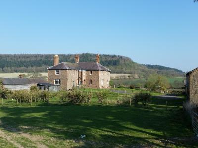 Upper Letton Farmhouse - Laterooms