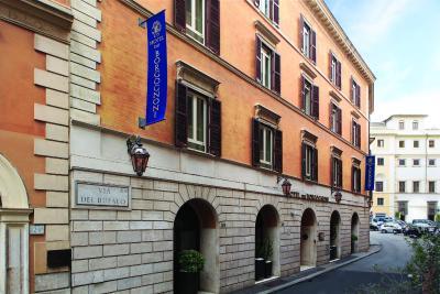 Hotel Borgognoni - Laterooms