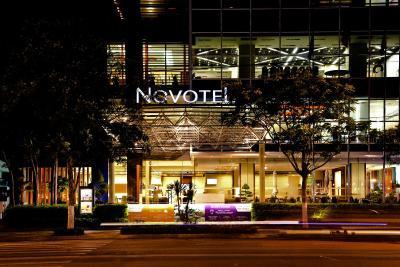 Novotel Nha Trang - Laterooms
