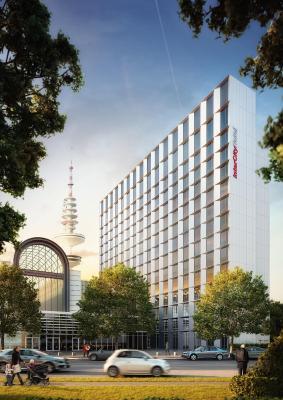 InterCityHotel Hamburg Dammtor-Messe - Laterooms