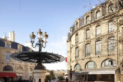 Hôtel Continental - Laterooms
