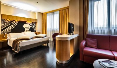 Crowne Plaza MILAN CITY - Laterooms