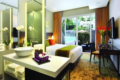 Park Regis Singapore - Laterooms