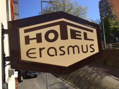 Hotel Erasmus - Laterooms