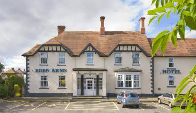 Eden Arms Hotel - Laterooms