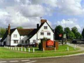 The Roebuck Inn, Stevenage - Laterooms
