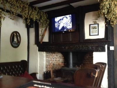 Abbot's Fireside - Laterooms