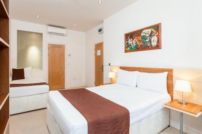 AVNI KENSINGTON HOTEL - Laterooms